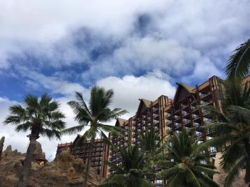 Aulani in Hawaii