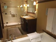 Master Bathroom in the Grand Californian